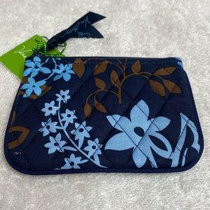 Vera Bradley Java Floral retired coin purse